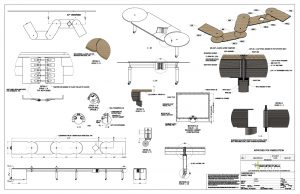 Architectural Elements - Technical Drawings