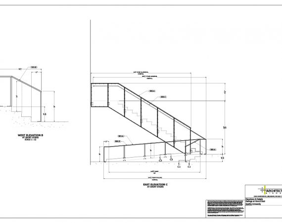 AE Technical Drawings - Seattle U