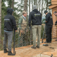 AE - Treehouse Masters 2018