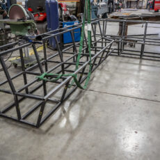 AE - Facebook Arbor Blocks Fabrication