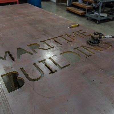 AE - Seattle Maritime Building Fabrication