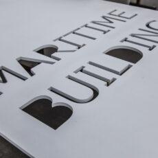AE - Seattle Maritime Building Fabrication